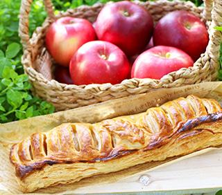 紅玉りんごとアップルパイ